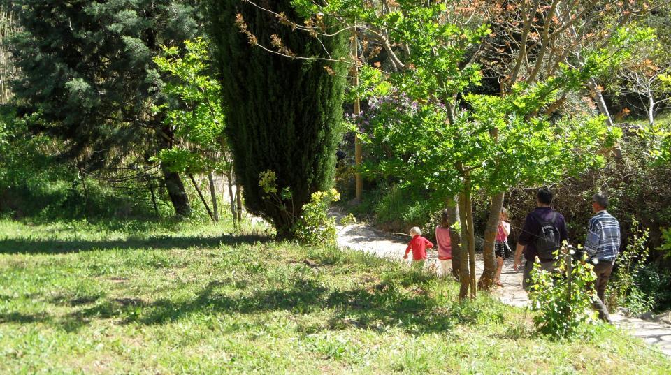 Ballade autour du village